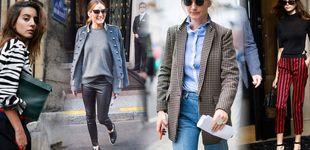 Post de De Kaia Gerber a Olivia Palermo, looks perfectos para superar los lunes de enero