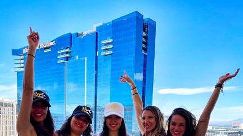 La nuera de Estefanía de Mónaco, despedida de soltera en Las Vegas
