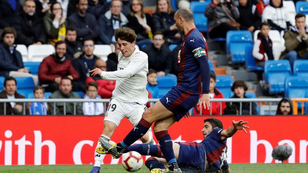 Foto: Odriozola tiene difícil volver a jugar en lo que queda de temporada. (EFE)