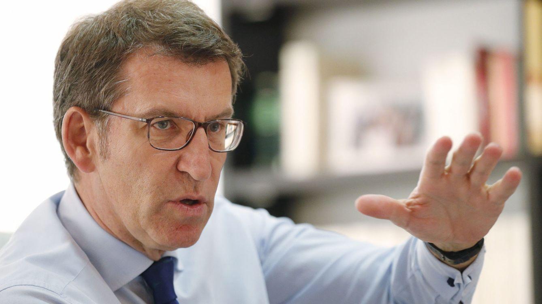 Feijóo ve golpismo en Cataluña y la compara con regímenes dictatoriales