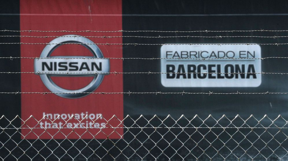 Foto: Planta de Nissan en la zona franca de Barcelona. (Reuters)
