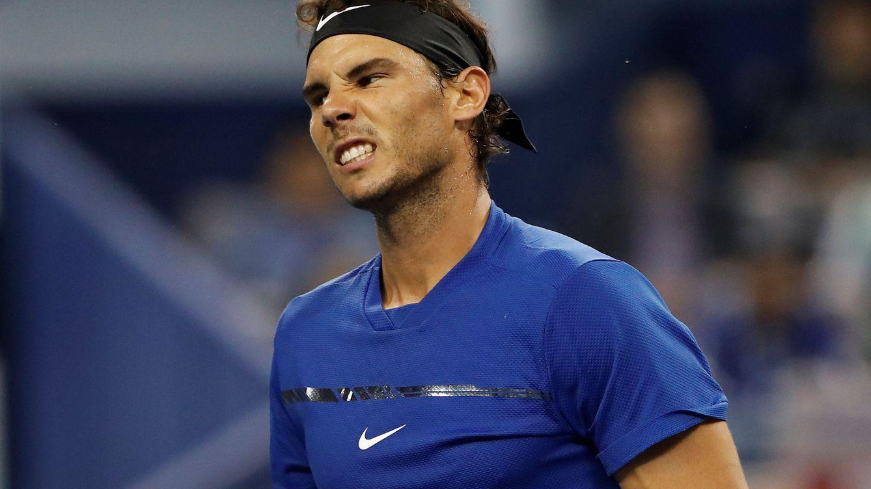 Nadal sigue sin resolver el enigma de Federer y pierde la final de Shanghái