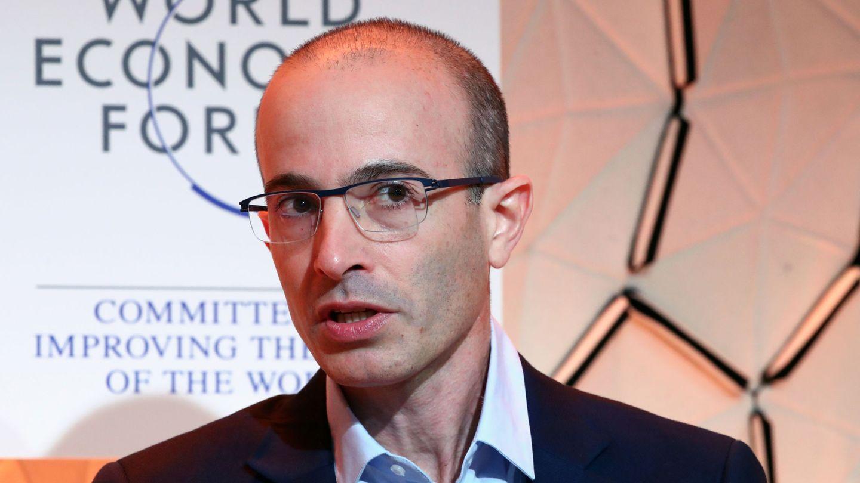 El escritor Yuval Noah Harari. (Reuters)