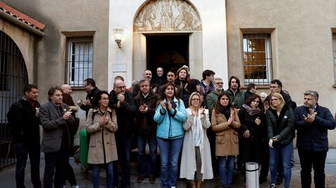 Independentistas inician un ayuno de 24 horas solidario por los políticos presos