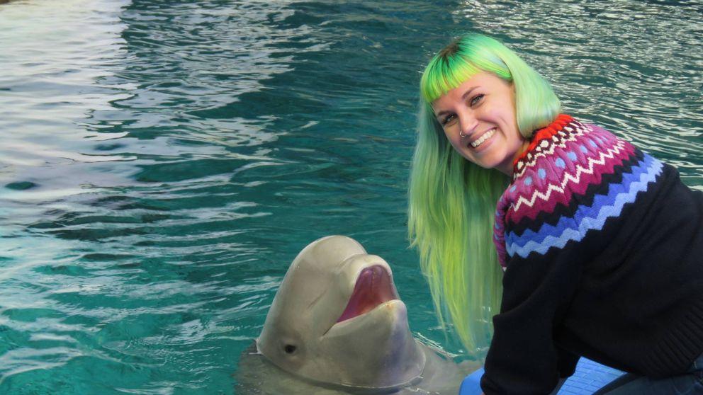 300 horas escuchando ballenas beluga para revelar que llaman a las hijas por su apellido