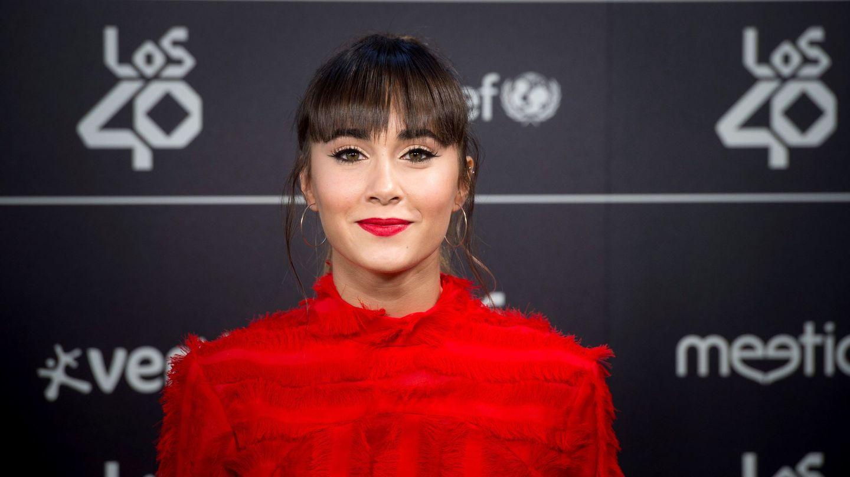 La cantante Aitana suma un éxito tras otro. (EFE)