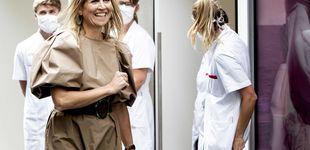 Post de O lo amas o lo odias: Máxima y el vestido low cost (de H&M) que divide a su fans