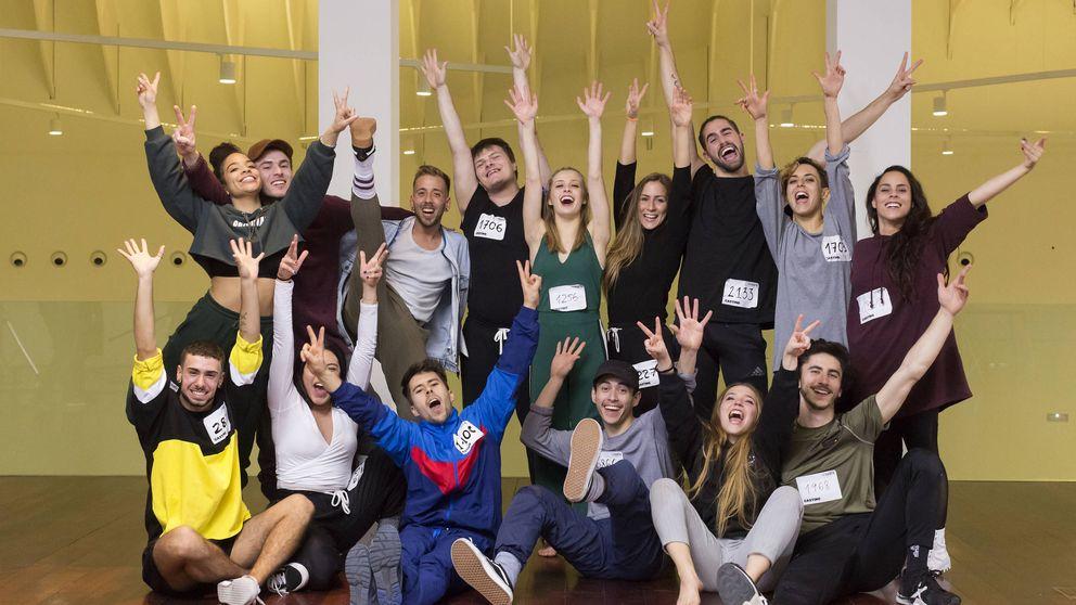 Estos son los 15 concursantes de 'Fama, a bailar'
