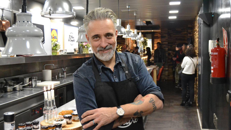 Noticias de famosos el divorcio de sergi arola se lleva - Restaurante sergi arola en madrid ...