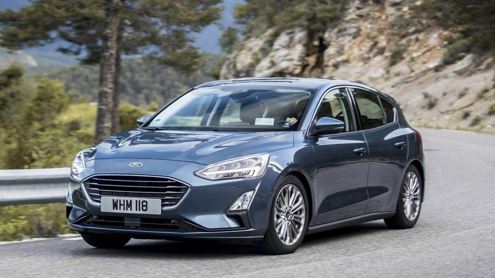 El nuevo Ford Focus es el compacto más seguro del mercado