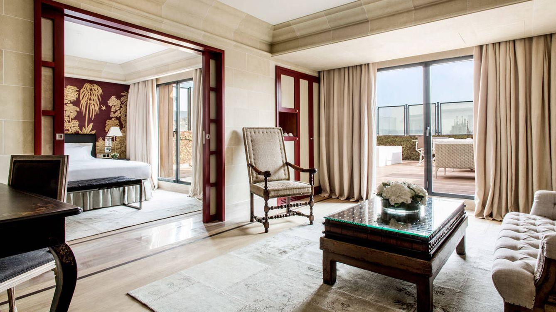 Viajes de londres a roma cinco suites de lujo en hoteles - Fotos de habitaciones de lujo ...