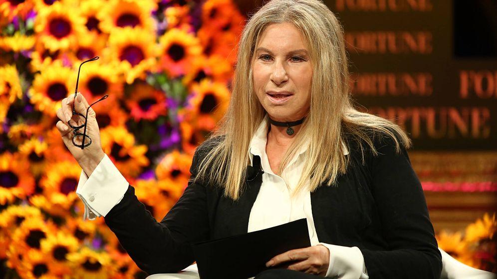 Foto: Barbra Streisand. (Getty)