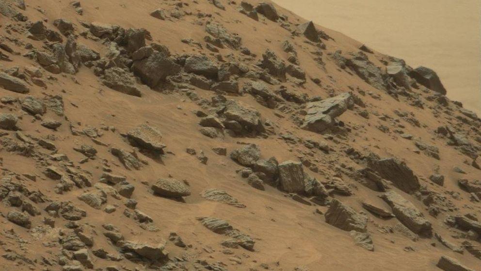 La misteriosa 'pirámide extraterrestre' que ha encontrado la NASA