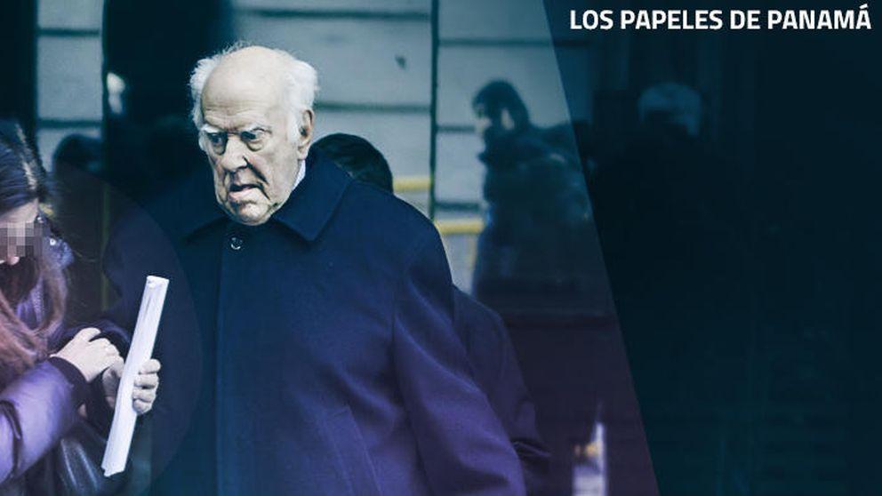El patriarca Carceller tejió su trama fiscal vía Panamá durante 20 años