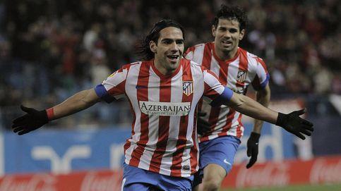 Falcao jugará a las órdenes de Mou: estará cedido un año en el Chelsea