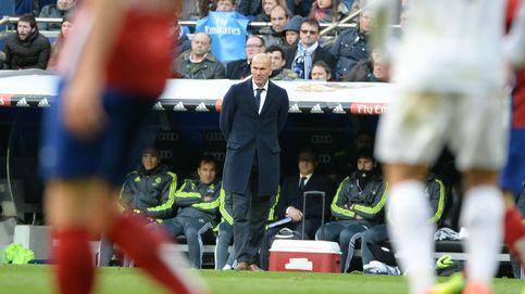 Zidane ya ve la Liga acabada y Simeone se acostumbra a ganar en el Bernabéu