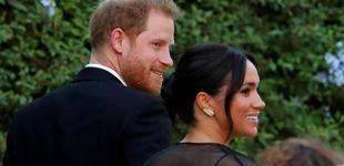Post de Meghan y Harry brillan en Roma en la boda de la amiga que los presentó