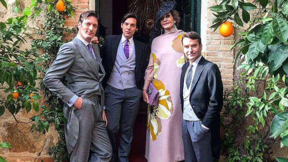 Boda de Alejandra Rojas: todos los detalles del vestido y los invitados