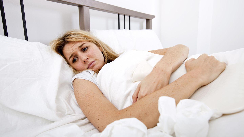 Bienaventurados los que pueden esperar a que se calme la dolencia en la cama, el mejor centro de curas del mundo. (iStock)