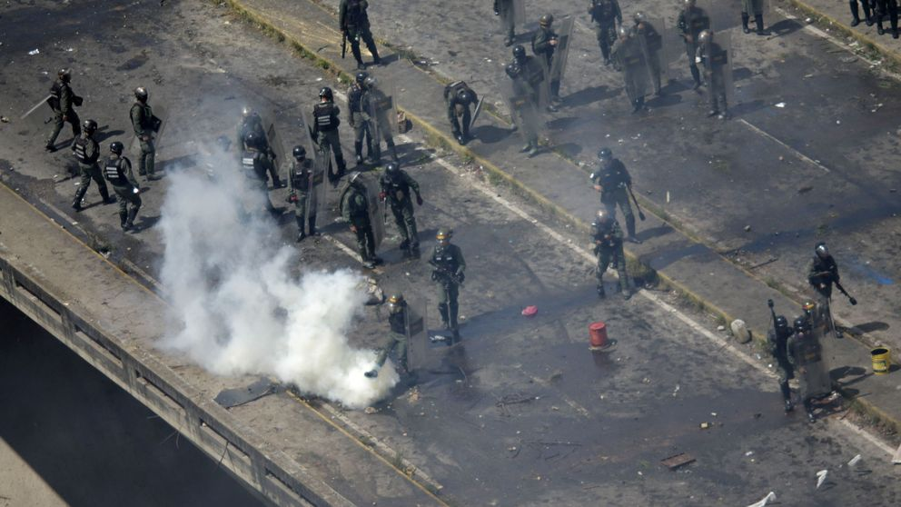 Las elecciones a la Asamblea Nacional Constituyente de Venezuela, en imágenes