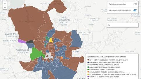 ¿De qué se quejan los vecinos de Madrid?