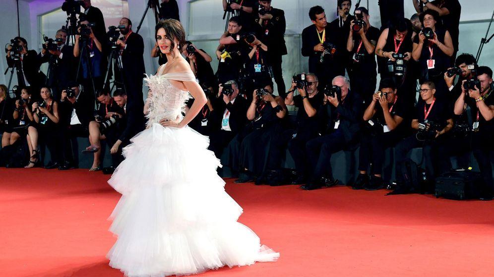Foto: Penélope Cruz posa en el Festival de Cine de Venecia. (EFE)