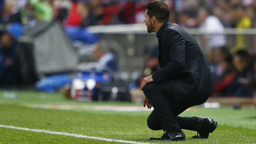 Simeone: Sólo me preocupa ganar, no me preparo para gustarle a nadie