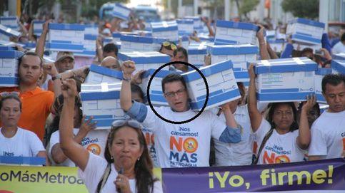 Condenado el exalcalde que Podemos trajo a Madrid para hablar del desfalco del Canal