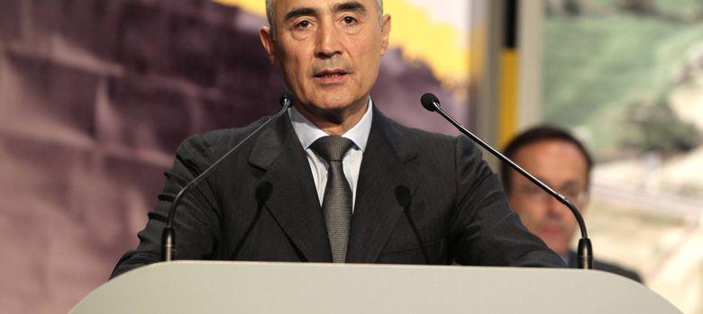 Foto: Rafael del Pino, presidente de Ferrovial