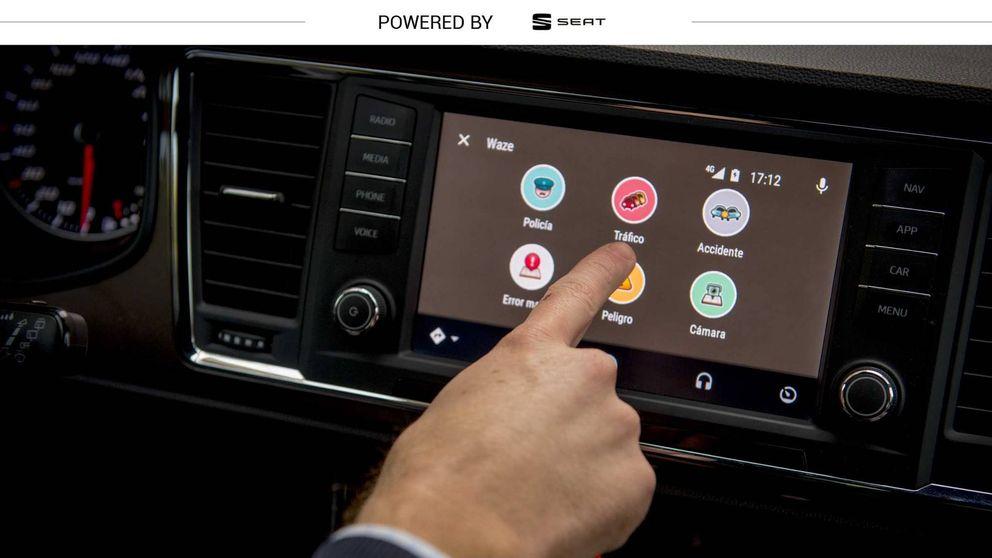 El coche que predice los atascos y puedes manejar desde el móvil ya está aquí