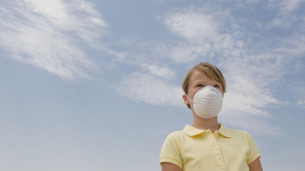 Foto: El asma afecta especialmente a la población infantil. (Corbis)