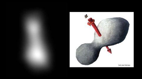 Así es Ultima Thule, el mundo con forma de muñeco de nieve que recrea el nacimiento del sistema solar