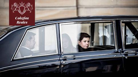 Christian, primer miembro de la realeza danesa que estudia en un centro público