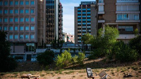 Españoles, rumanos y africanos agrupados para sobrevivir en la calle