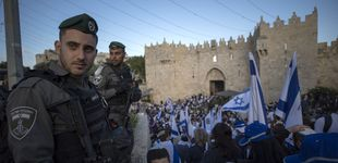 Post de Máxima tensión en Israel: se blinda ante el traslado de la Embajada de EEUU a Jerusalén