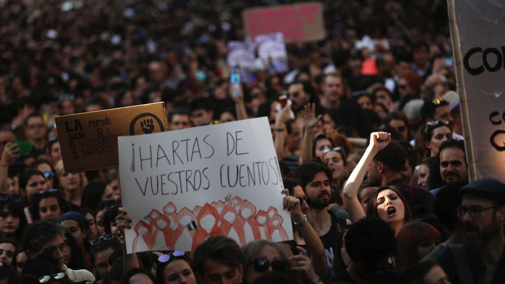 La Manada vuelve a desatar la indignación de las mujeres en las calles