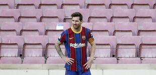 Post de El futuro de Messi: en el Barça sin Bartomeu o en el City con Agüero y Guardiola