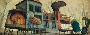 El país de las maravillas de Rébecca Dautremer, la ilustradora best seller