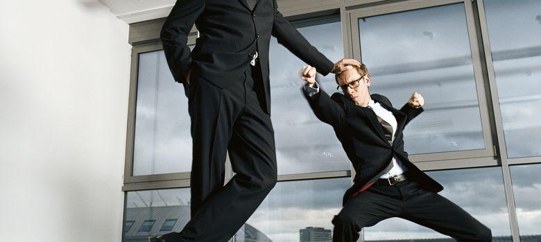 Foto: ¿Qué distingue a una persona competitiva de otra que no lo es? (Corbis)