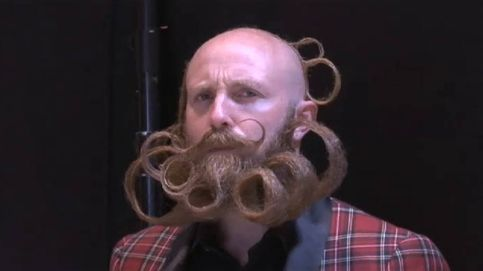 Campeonato de bigotes en Amberes