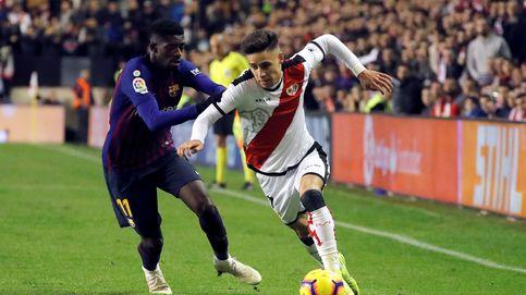 FC Barcelona - Rayo Vallecano en directo: resumen, goles y resultado