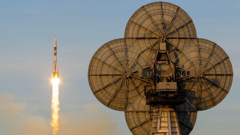 La Soyuz vuelve al espacio un mes después del accidente que estremeció al mundo