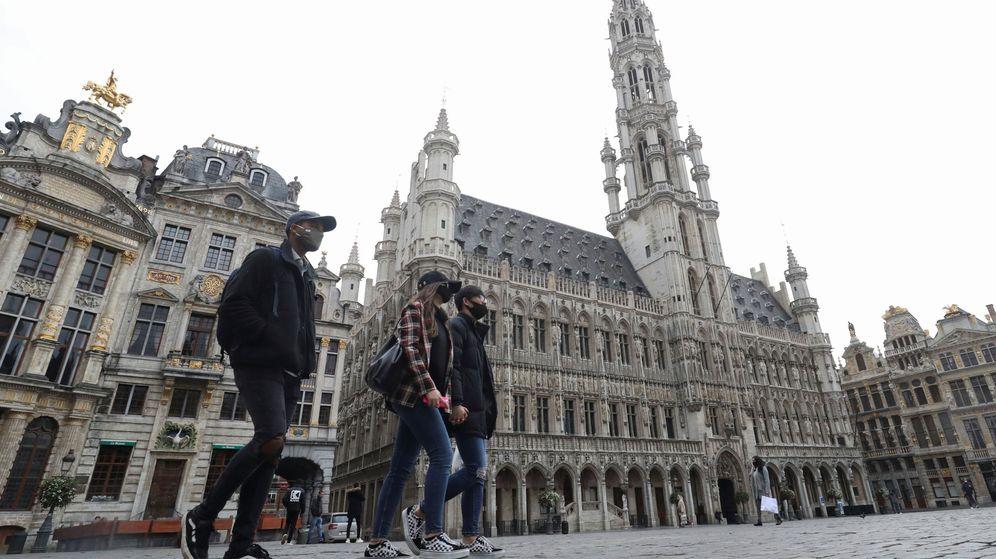 Foto: Grand Place de Bruselas. (Reuters)