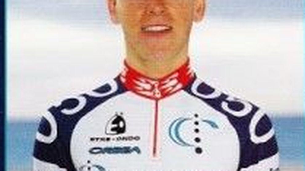Muere en un accidente de tráfico el exciclista del Euskaltel Aitor Bugallo