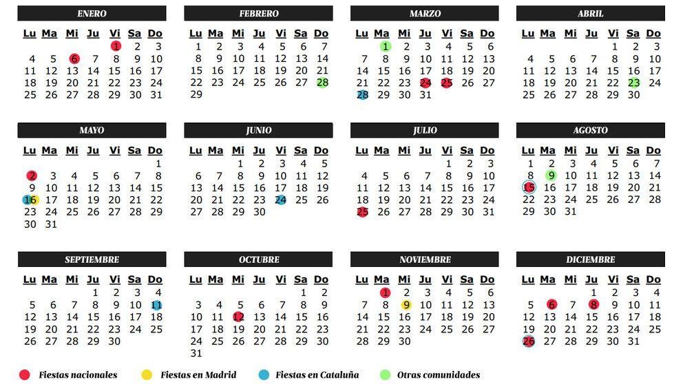 Rajoy mantiene los macropuentes a meses de las elecciones