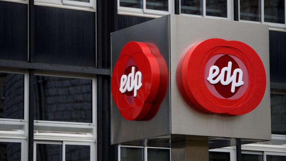Foto: Logo de la 'utility' portuguesa EDP. (Reuters)