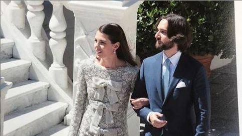Carlota Casiraghi, el otro gran secreto de su boda: el bautizo de su hijo