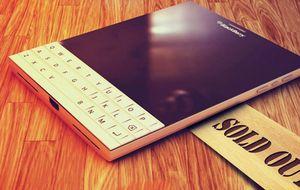 BlackBerry gana la primera mano con su 'carta extravagante'