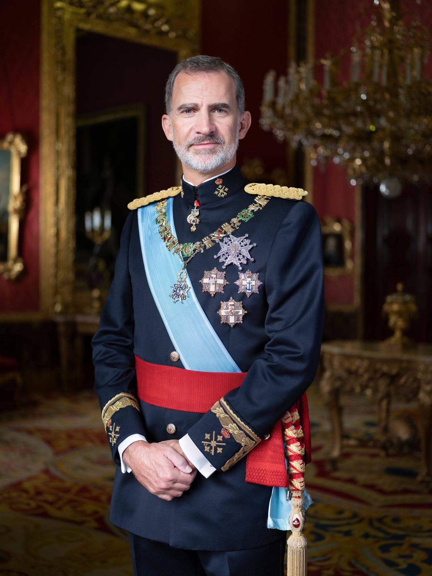 Imagen del Rey. (Casa Real)