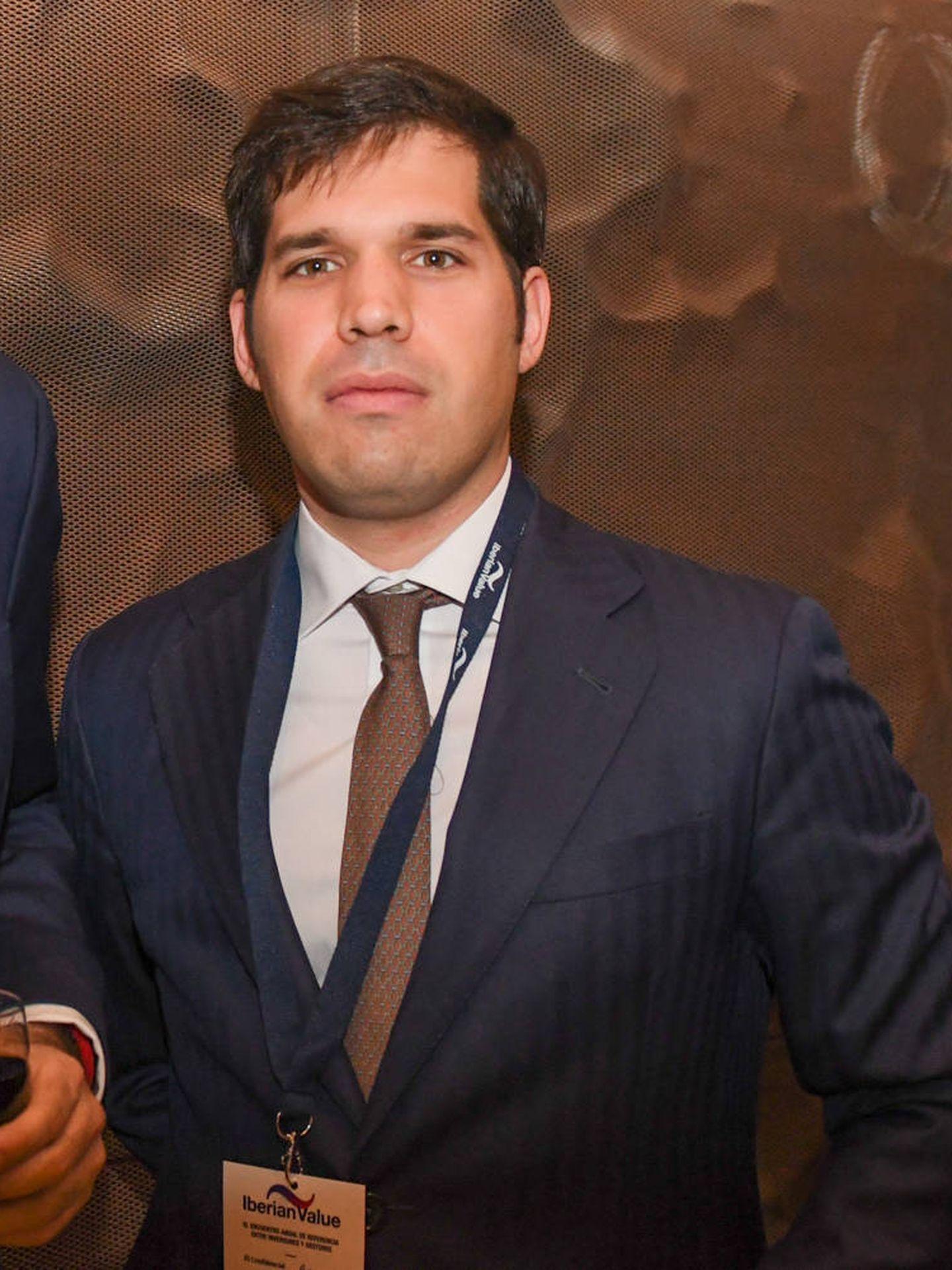 Beltrán Palazuelo, Santalucía AM en el Iberian Value.